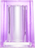 TAPA  H-1025 K-RESIN PURPLE CAP WITH SILVER RING